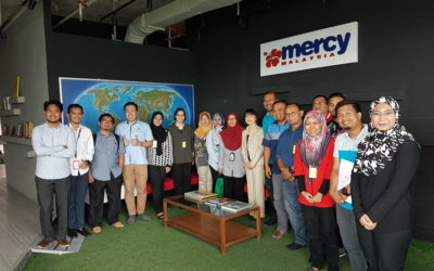 Visit to MERCY Malaysia
