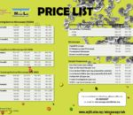 New Price List