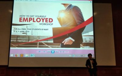 How to Get Yourself Employed 2019 2-Day Seminar