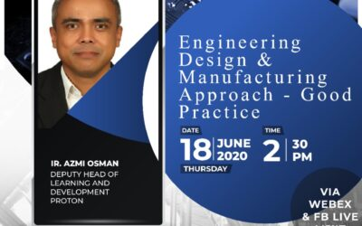 Engineering Design & Manufacturing Approach – Good Practice