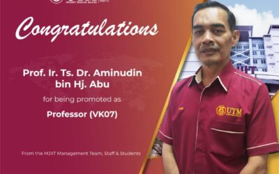 Congratulation on Your Promotion!!!