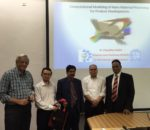"""Computational Modelling of Nano Material Processing for Product Development"" Seminar"