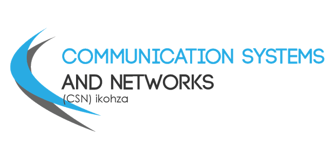 Communication Systems and Networks i-Kohza
