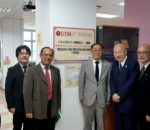 Visit by Japan-Malaysia Association, Embassy of Japan in Malaysia and JICA Malaysia