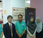 Research Discussion with Universiti Malaysia Pahang researchers
