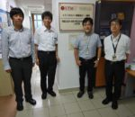 Guest from Tokyo Metropolitan College of Industrial Technology, Japan