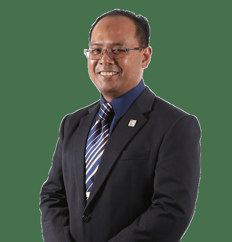 Prof. Ali Bin Selamat