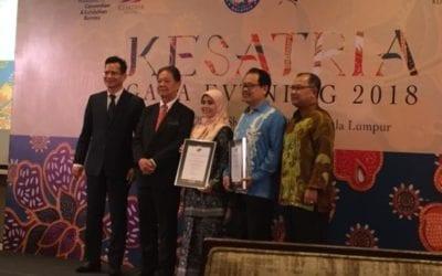 Assoc. Prof. Dr Norhayati Abdullah appointed as MyCEB's Kesatria Malaysia – Conference Ambassador