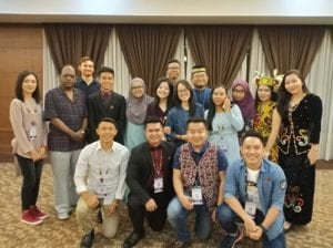 UTM Sends Its Young Happiness Ambassadors to Promote Gross National Happiness in the University