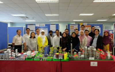 12 External Evaluators for 3rd MJIIT Chemical Engineering Design Seminar and Exhibition