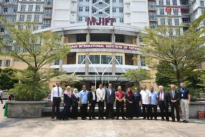 Lembaga Kemajuan Pertanian Kemubu's (KADA) official visit to MJIIT