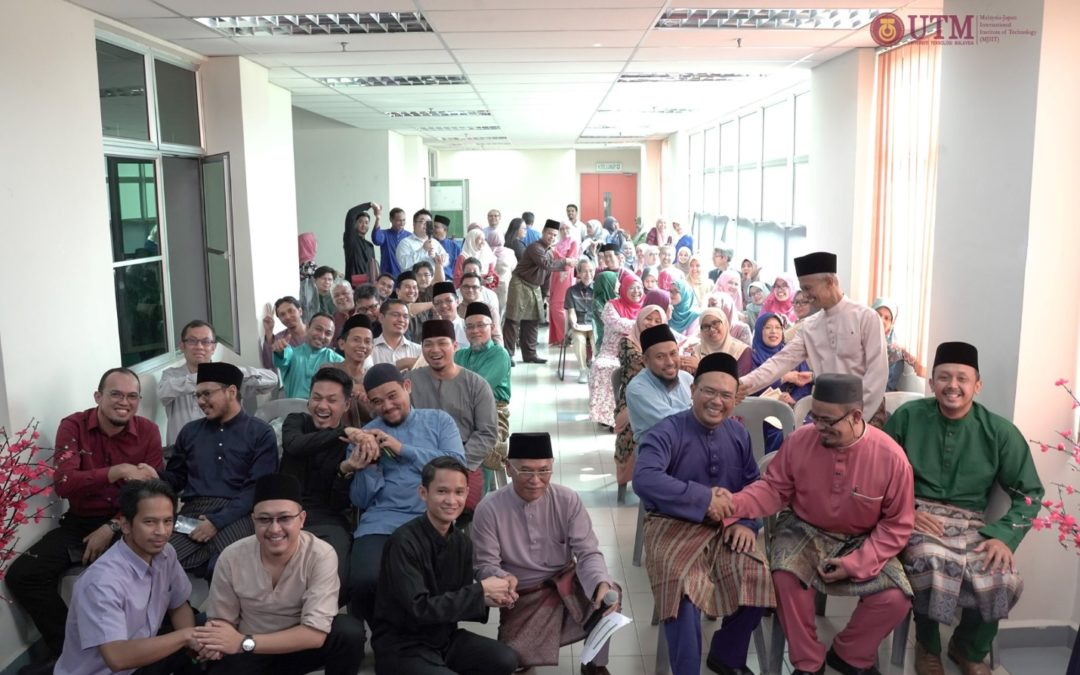 Hari Raya Celebration With Malaysia-Japan International Institute of Technology