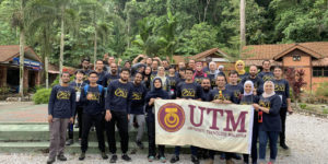 International Students of UTM Conquered the Cave of Wonders and Aventures Gua Tempurung!